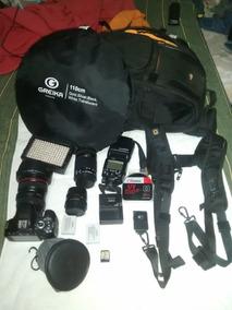 Canon T4i Kit Completo