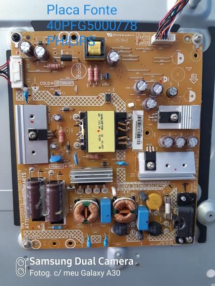 Placa Fonte Philips 40pfg 5000/78
