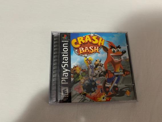 Crash Bash Ps1 Completo Americano