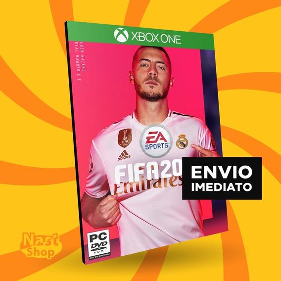Fifa 20 Xbox One Mídia Digital Envio Imediato Original