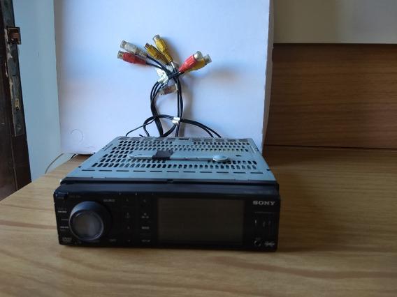 Som Automotivo Sony Dvd Am-fm- Mex-v30