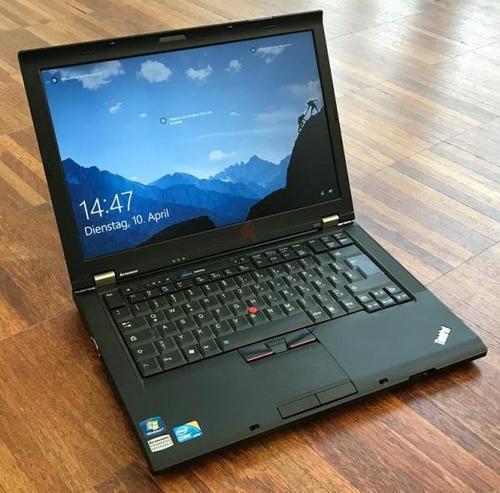 Laptop Lenovo T430 Core I5 500gb Hdd 8gb Ram Win10 Office 19