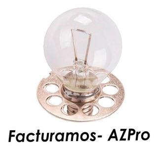 Foco Hs366 Lampara Incandescente 41340 27w 6v Hendidura Hg