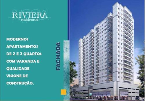 Riviera Residence - Lançamento Residencial No Centro De Nova Iguaçu - Pmap20090