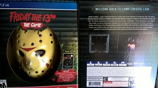 Ps4 Friday The 13th The Game Edicion Ultimate Slasher