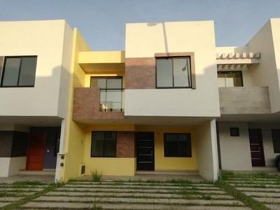 Renta Casa En Tepeyac Del Sol - 1591001000