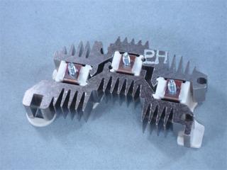 Placa Portadiodos 21-22-33si H.125a