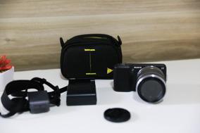 Sony Nex 3 Com Lente 18-55