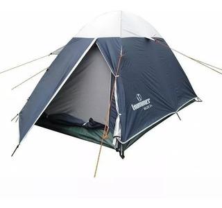 Carpa Camping Hummer Igloo 3+ Para 2 Personas 1000mm