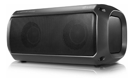 Caixa De Som Portátil Lg Xboom Pk3 16w Bluetooth Waterproof