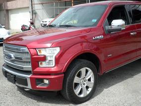 Factura Original Ford, Vercion Platinum, 4x4, Piel, Q/c, Gps