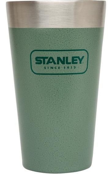 Vaso Termico Stanley 500ml Sin Tapa Original Verde