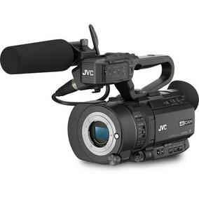 Filmadora Jvc Gy-ls300 4k Handycam Full Frame Com Streaming
