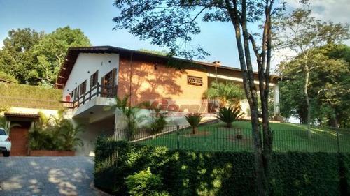 Casa Com 3 Dormitórios À Venda, 400 M² Por R$ 850.000,00 - Condomínio Arujazinho Iv - Arujá/sp - Ca0113