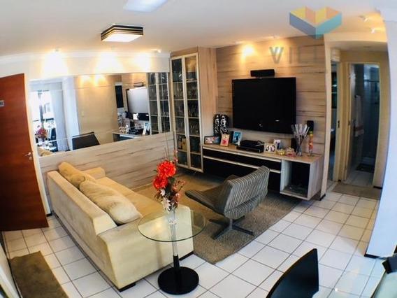 Apartamento Residencial À Venda, Jatiúca, Maceió. - Ap0429