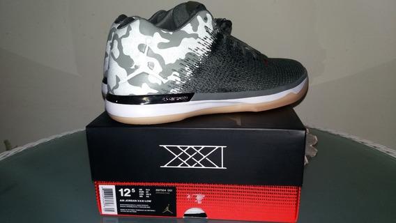 Tênis Nike Air Jordan 31 Low Camo Inedito !
