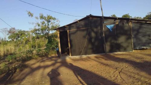 Imagem 1 de 1 de Vendo Chácara Ou Troco Por Casa