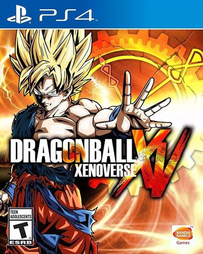 Dragon Ball Z Xenoverse Juego Ps4 Original Garantía Español