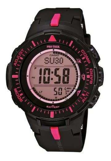 Reloj Protrek Hombre Negro Prg-300-1a4dr