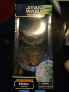 Dagobah With Yoda Star Wars