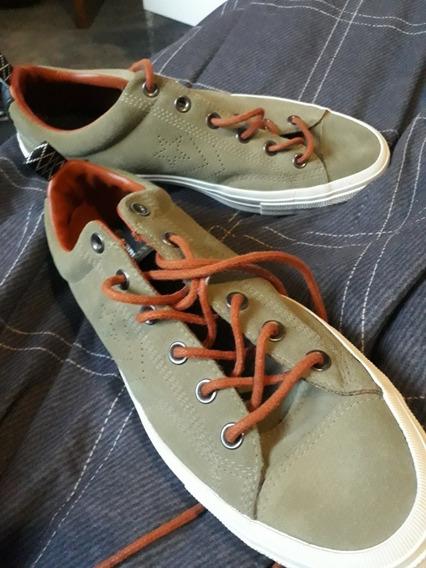 Zapatillas Converse Cuero Original