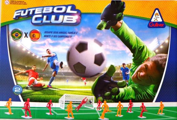 Futebol Club Gulliver Brasil X Espanha