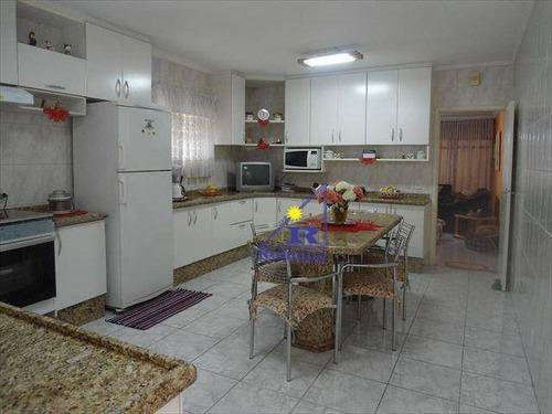 Sobrado Com 3 Dormitórios À Venda, 128 M² Por R$ 550.000,00 - Vila Matilde - São Paulo/sp - So0314