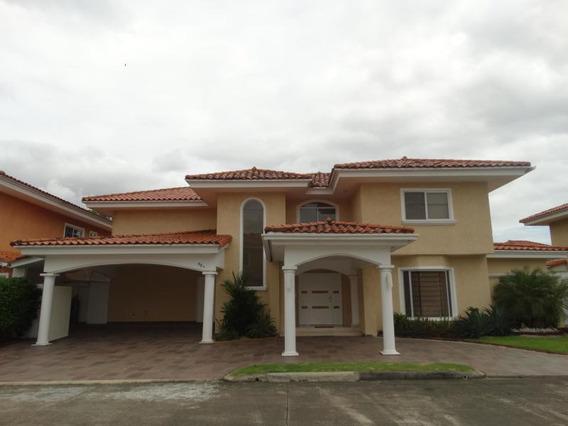 Costa Del Este Espectacular Casa En Alquiler Panamá