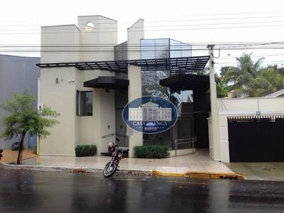 Prédio Comercial Para Locação, Vila Mendonça, Araçatuba. - Pr0060