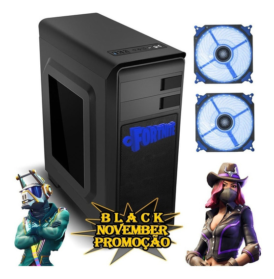 Pc Gamer I5 500gb Geforce 2gb - Promoção Black Fryday