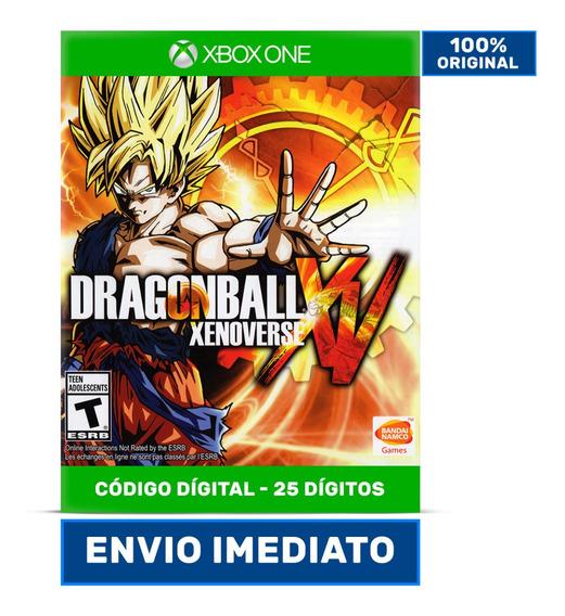 Dragon Ball Xenoverse - Xbox One (25 Dígitos)