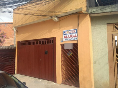 Casa Com 1 Dormitório Para Alugar, 50 M² Por R$ 600/mês - Jardim Santa Emilia - Guarulhos/sp - Ca1366