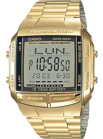 Relógio Casio Vintage Masculino Db-360g-9adf