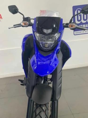 Imagem 1 de 5 de Yamaha Xtz 250 Lander Azul 2022