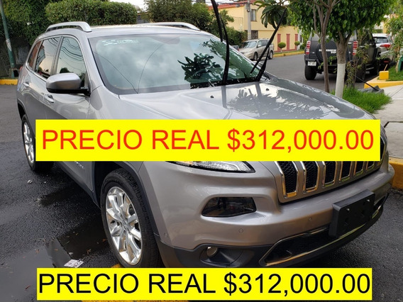 Jeep Cherokee 2.4 Limited Plus At $312,000.00