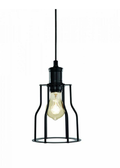 Lustre Pendente Industrial Metal 5180 Mart Collection