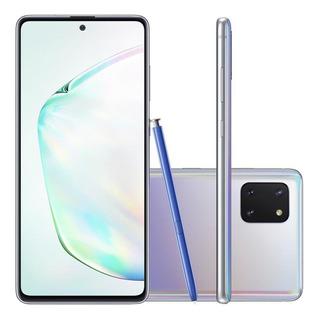Celular Samsung Galaxy Note 10 Lite 6gb 128gb Caneta S Pen