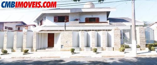 Imagem 1 de 30 de Casa Para Alugar 4 Dormitórios No Bairro Jardim Chapadão Em Campinas - Ca06043 - 34941893