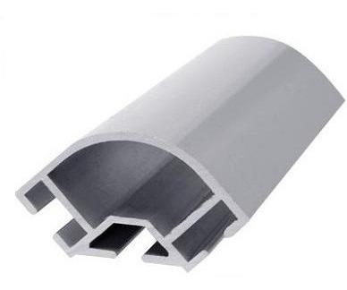 Perfil Estrutural De Alumínio Abaulado