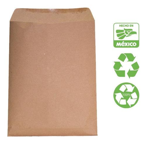 Sobre Bolsa Tamaño Carta (paq. 50 Piezas) Ecológico