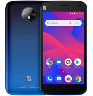 Smartphone Blu C5 Plus 3g Dual Sim 5.5 16gb 1gb Azul