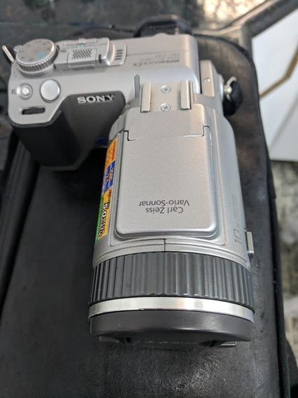 Maquina Fotografica Cybershot Sony Dsc-f707