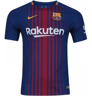 Camisa Barcelona Home 17/18 - Coutinho 14