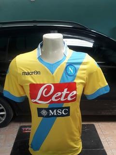 Camisa Napoli 2014/2015 Da Italia