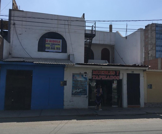 Alquilo Local Comercial En Chiclayo