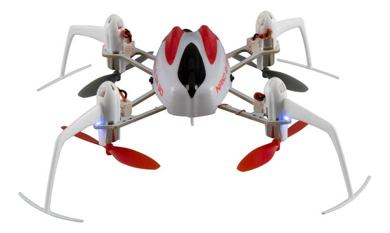 Drone Blade Nano QX 3D white/red