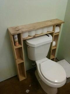 Mueble Organizador Para Baño