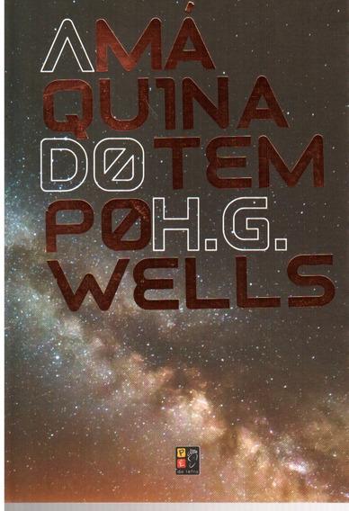 Livro - A Máquina Do Tempo - H.g. Wells