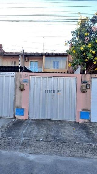 Casa Com 2 Dormitórios À Venda, 69 M² Por R$ 140.000,00 - Mondubim - Fortaleza/ce - Ca0771