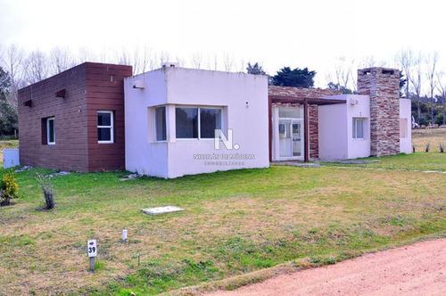 Casa En Barrio Privado **************financiado Hasta En 36 Cuotas Entregando 50% Contado -ref:4197